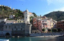 Cinque Terre by Land and Sea