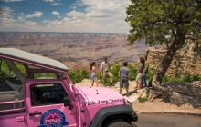 The Desert View Sunset Jeep Tour