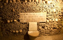 The Secret History of Paris: Special Access Catacombs Tour