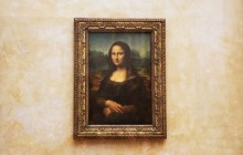 Last Entry Louvre Museum Tour: Mona Lisa at her stunning best
