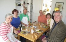 Paris Shopping & Cooking Class with a Local