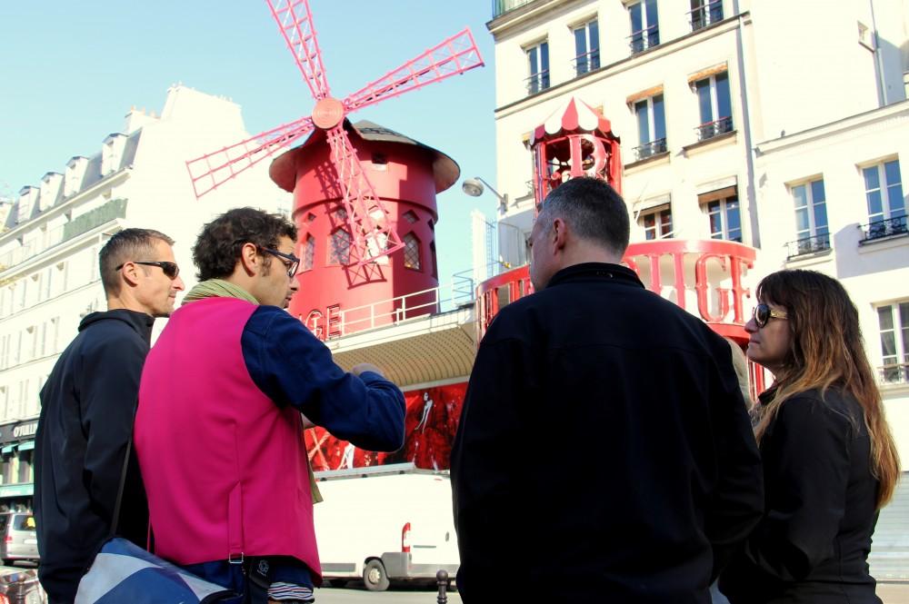 Customizable Half Day Private Tour of Paris