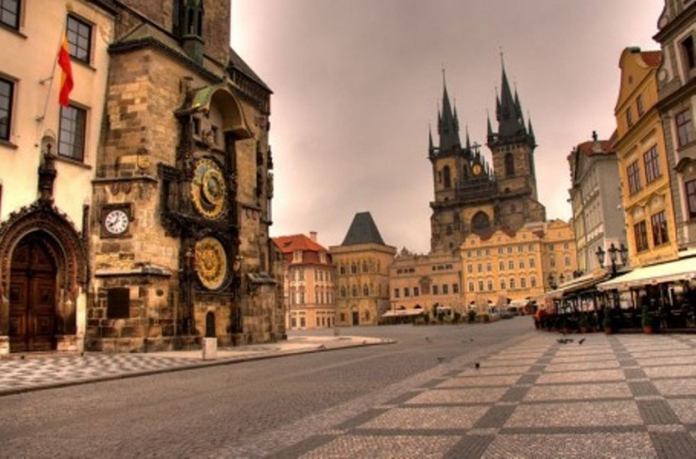 Prague Old Town Walking Tour