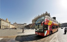 City Sightseeing Hop On Hop Off Turin