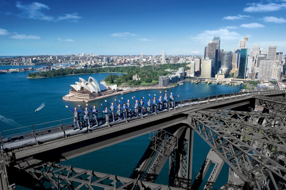 BridgeClimb Sydney Express Morning