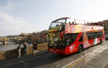 City Sightseeing Hop On Hop Off Florence + VIP Florence Dome Tour