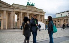 Storyline of Berlin