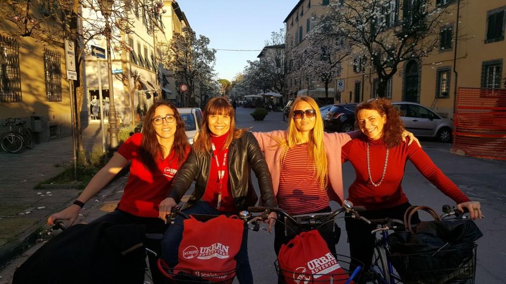 Lucca Bikes & Bites
