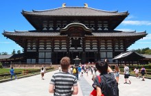 The Essence of Nara: Big Buddha, Bambi, and Backstreets