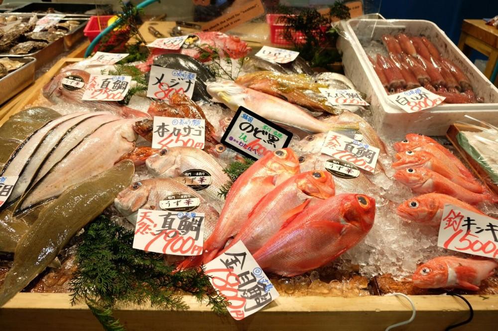 A Tour Through Tokyo's Kitchen incl the Famous Fish Market