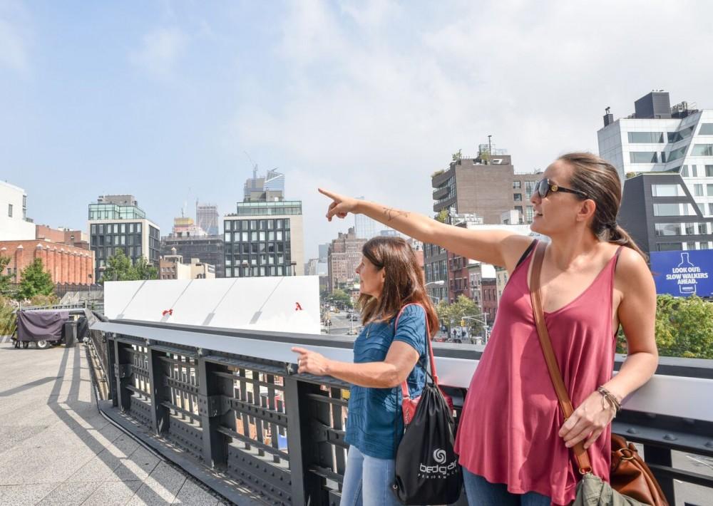 High Line & Chelsea Tour