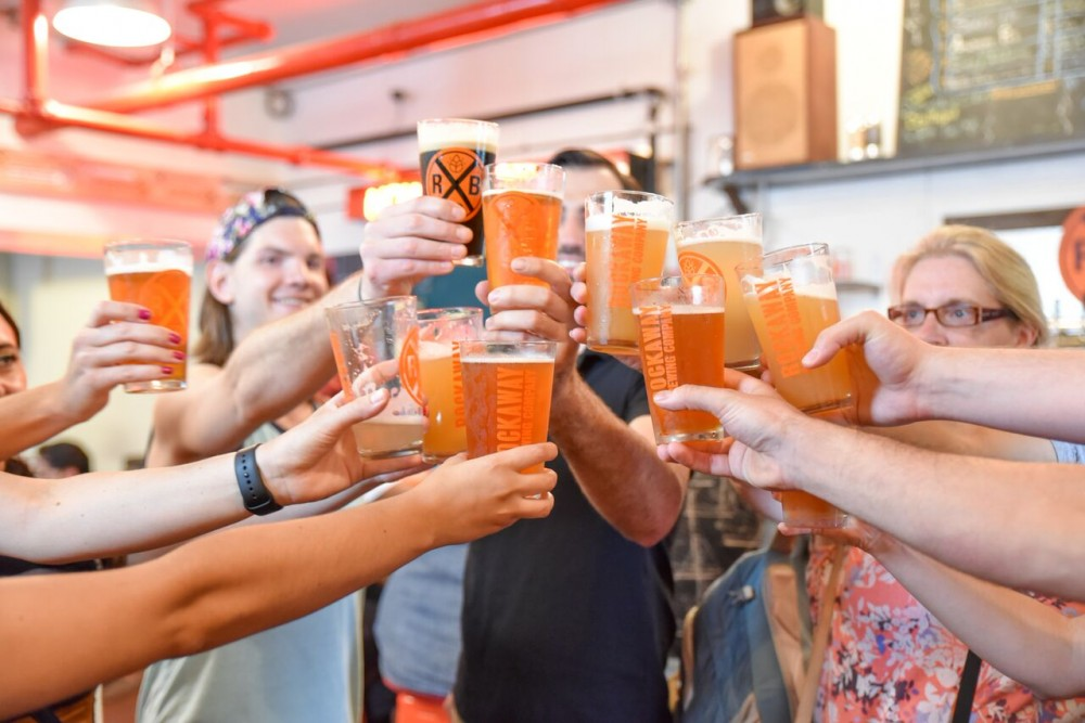 Total NYC Tour Combo 3: Midtown Sites, Bites & NYC Breweries