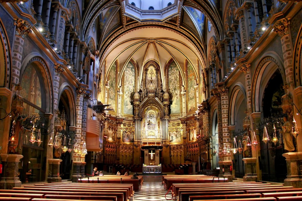Private Full Day Trip to Montserrat from Barcelona