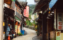 Private: Off Grid - Pingxi, Shifen & Jiufen Full Day Trip