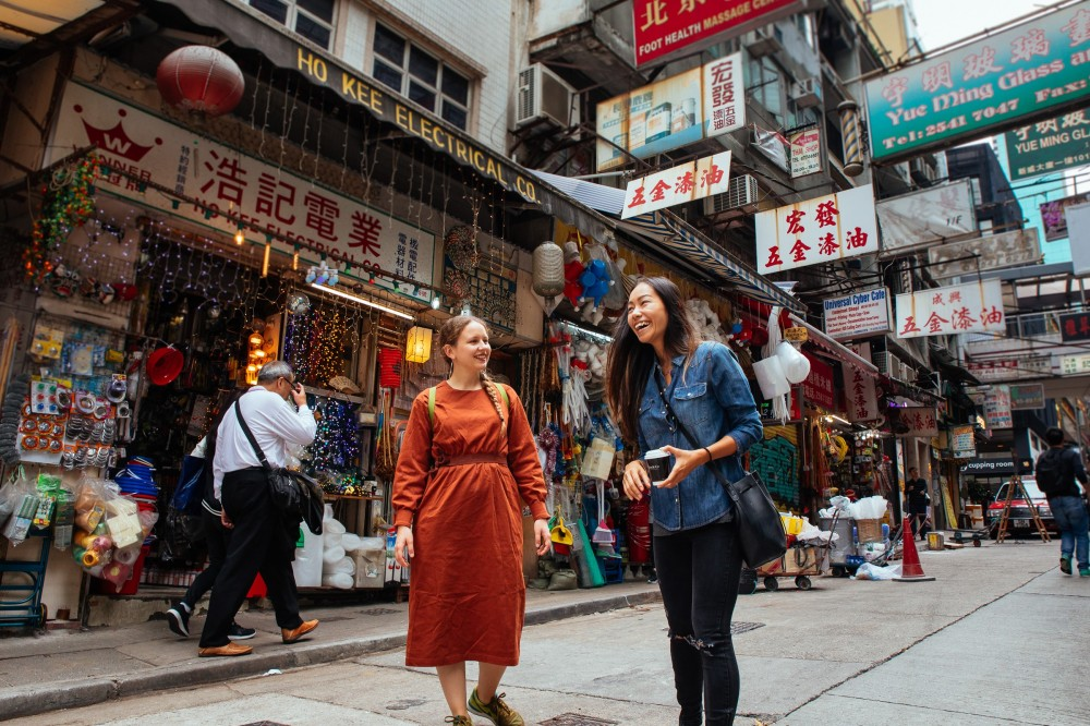 Private: Best of Hong Kong Island Tour