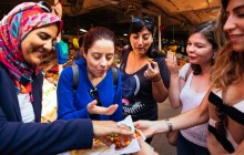 Private: Delicious Dubai Food Tour with 10 Tastings