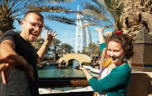Private: Best of Dubai Layover Tour