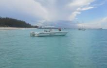 Private Yacht Tour: Nassau Harbor + Snorkeling + Beach