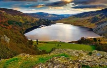 Glendalough, Powerscourt & the Wicklow Mountains - Small Group