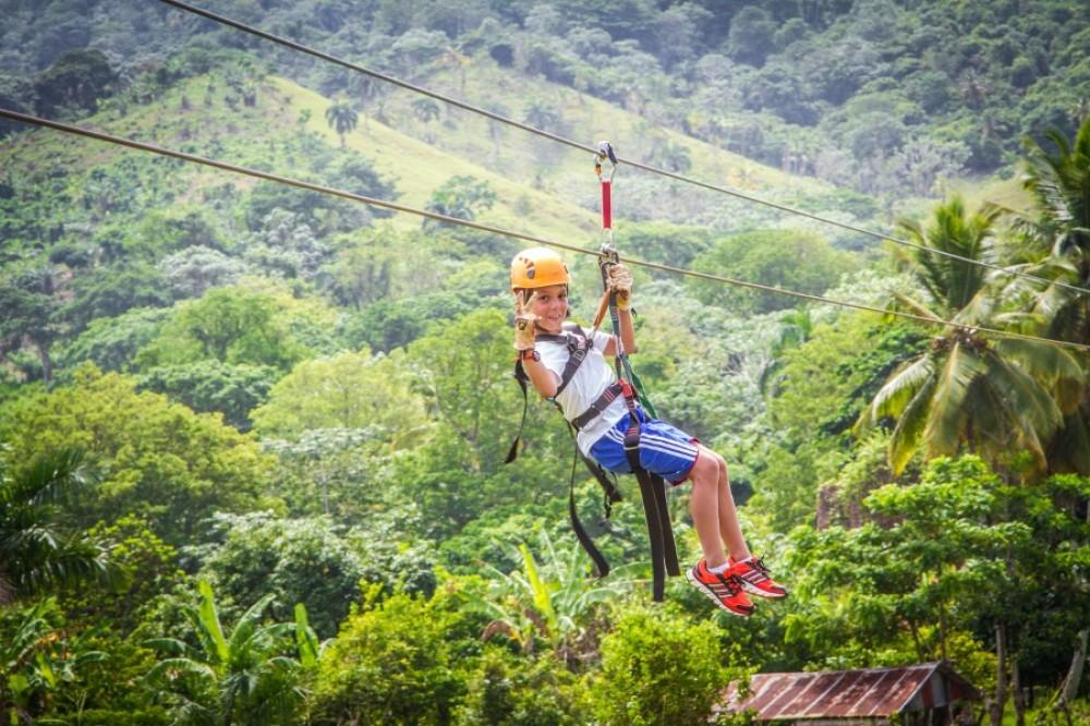 Canopy Zip Line Adventure
