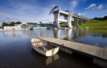 The Kelpies & Falkirk Wheel - Small Group Tour