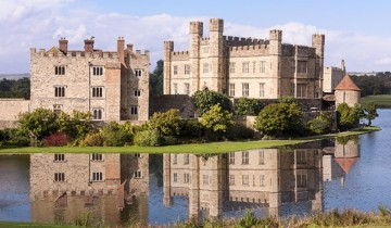 A picture of Leeds Castle, White Cliffs & Flavours of Kent 3 Day Trip