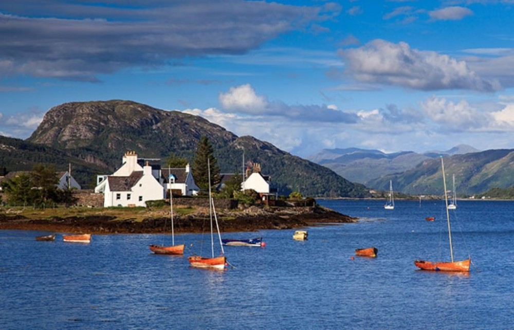 Isle of Skye & West Highlands 4 Day Small Group Tour