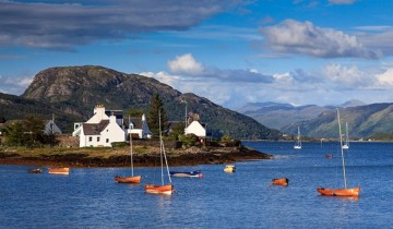 A picture of Isle of Skye & West Highlands 4 Day Small Group Tour