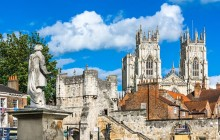 York, The Dales, Lake District & Hadrian's Wall - 5 Day Tour