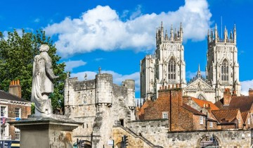 A picture of York, The Dales, Lake District & Hadrian's Wall - 5 Day Tour