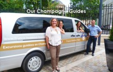 Small Group 2 Day Champagne Superstay Tour with 3* Hotel