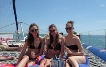 Jazz & Chill Out Catamaran Sail