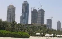 Dubai Marina & Palm Lagoon
