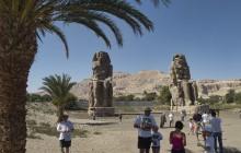 Mortuary Temple Of Amenhotep Iii