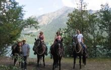 One Hour Horseback Ride - 1:15 PM