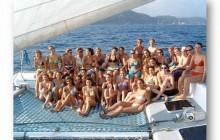 Catamaran Party Sail