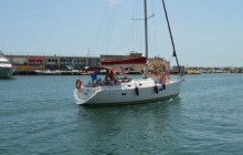 Private Sailing Boat Charter - up to 9 Guests
