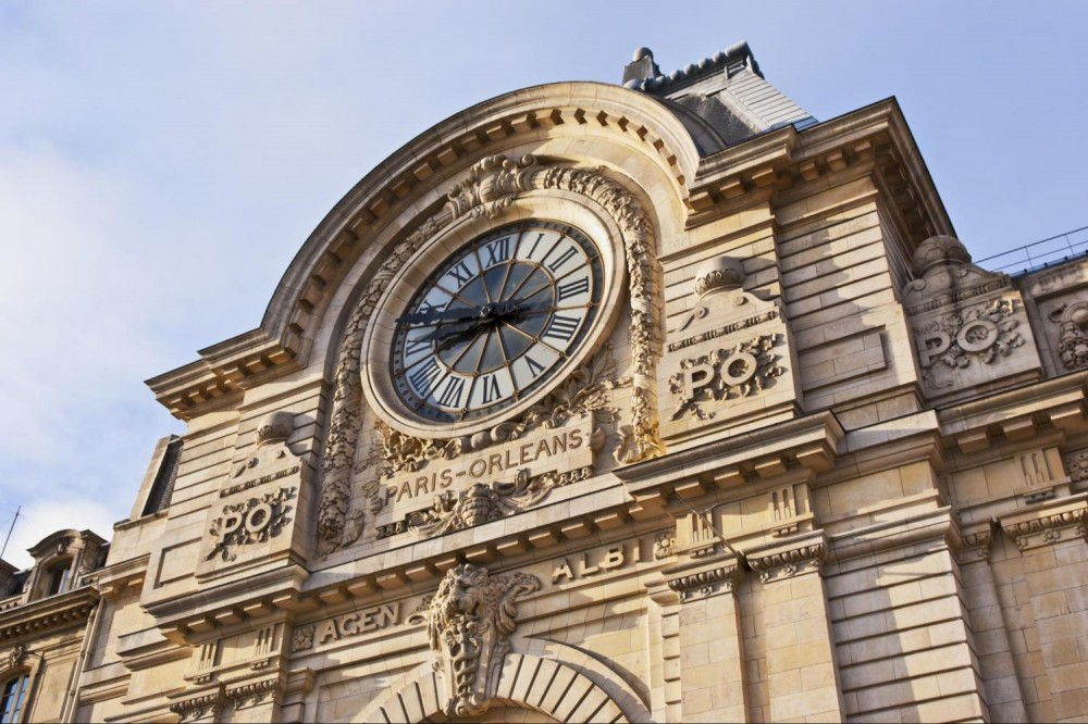 Walking Tour: Visit Orsay Museum with Audioguide
