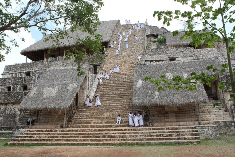 Coba Archaeological City
