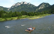 Dunajec River Gorge – Pieniny National Park Tour