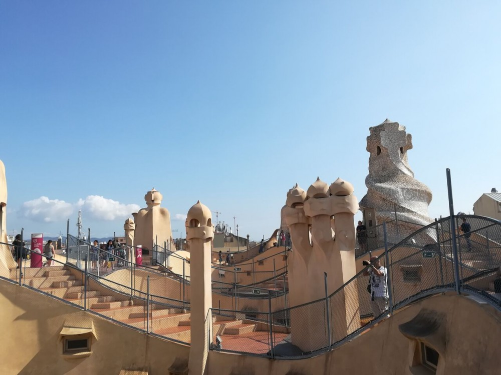 The Complete Gaudi Tour with Casa Batlló, La Pedrera, Park Guell