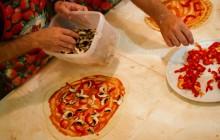 Rome Food Tour w/ Pizza-Making, Trattoria Tastings & Gelato