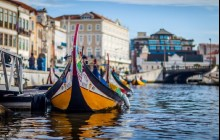 Private Aveiro Half Day Tour from Porto