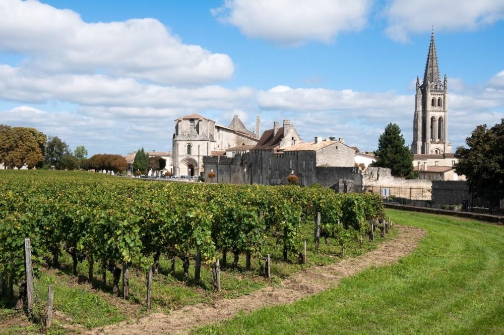 Saint Emilion Half Day Shared Wine Tour from Bordeaux