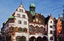 Freiburg Town Market Half Day Shared Tour from Colmar