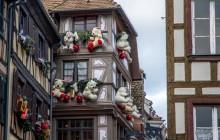 Strasbourg Christmas Market Stroll