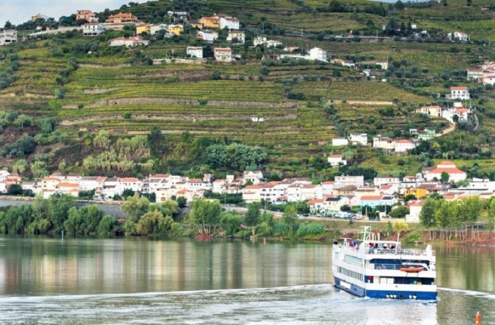 Douro River Upstream Cruise from Porto to Pinhao