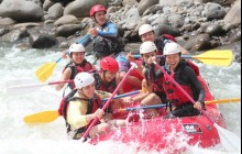 Costa Rica Whitewater Rafting Sarapiqui Afternoon