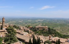 Private Brunello Wine Tour with Montalcino