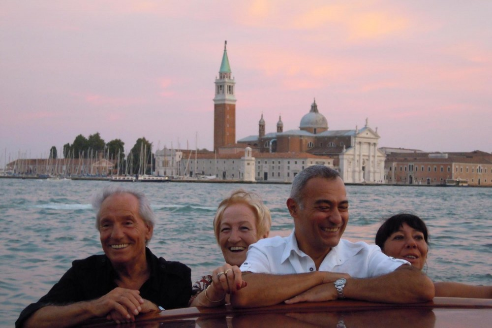 Grand Canal Boat Tour